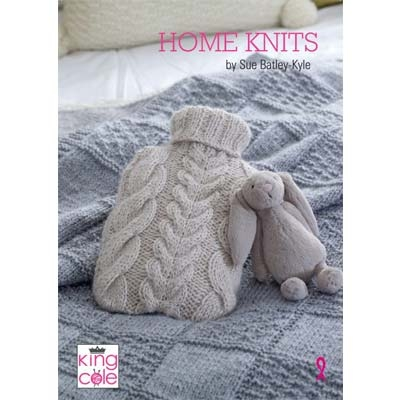 King Cole Home Knits Book