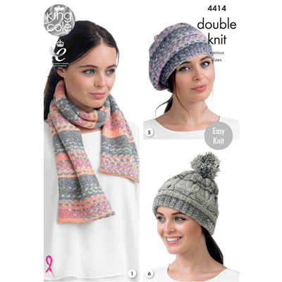 Hat, Scarf and Snood