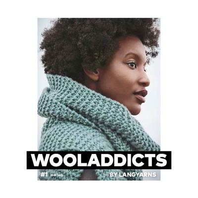 Wool Addicts Knitting Book #1