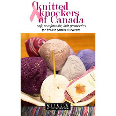 Knitted Knockers Pattern Pad