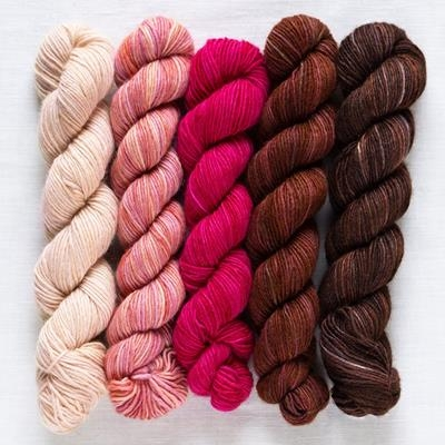 Fino Mini Skein Kits