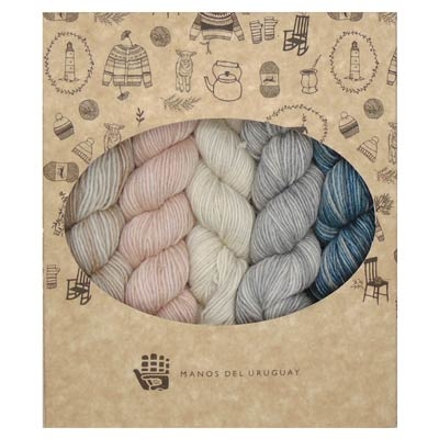 Fino Mini Skein Gift Box