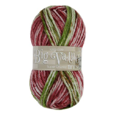 King Cole Big Value Super Chunky Stormy Yarn